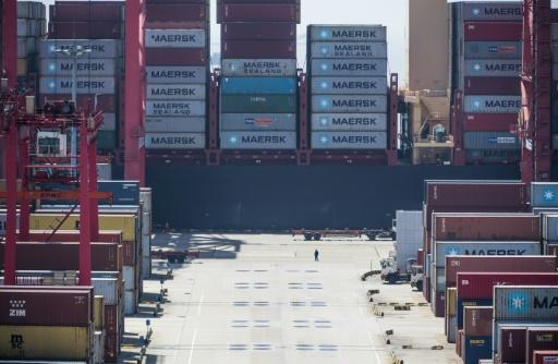 The EU laid out a stark warning that a sudden rise in trade protectionism  was the