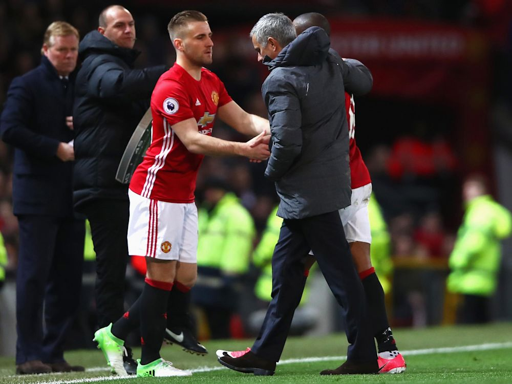 Jose Mourinho's senseless public destruction of Luke Shaw serves no one but himself at Manchester United