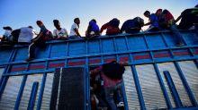 Trump to cut Central America aid as migrant caravan rolls on