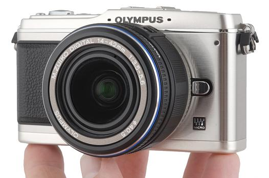 Olympus E-P1 'digital Pen' gets official, so does our lust