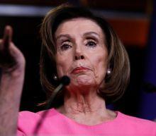 Pelosi Says She Will Run for Speaker Again as Coronavirus Stimulus Talks Remain Stalled