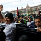 Morales lost Bolivia after shock mutiny by police