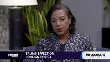 Rice on Trump effect on foreign policy, Iran
