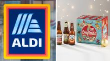 Aldi launches boozy advent calendars for a very merry christmas