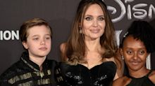 Angelina Jolie talks daughter Zahara and 'intolerable' system that 'might not protect' her