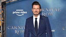 Orlando Bloom Has Landed On The Perfect Office Suit