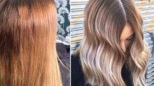 Here's how to fix every type of hair dye disaster...