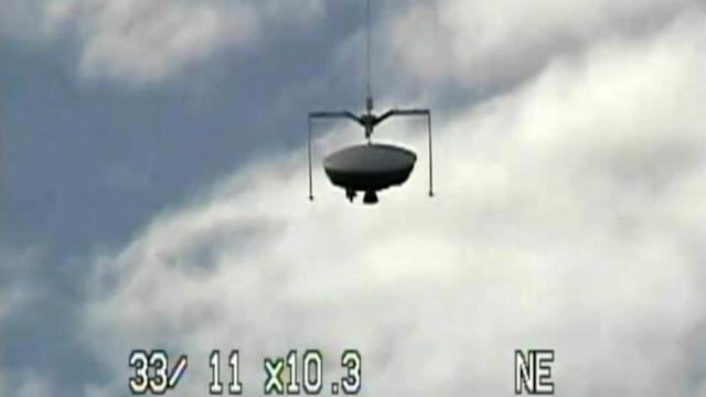 NASA Tests LDSD 'Flying Saucer'