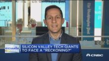Pressure on tech companies immense and likely to continue, says expert