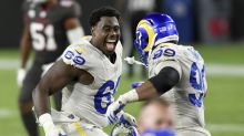 Rams' Donald still fighting after 2 games without a tackle