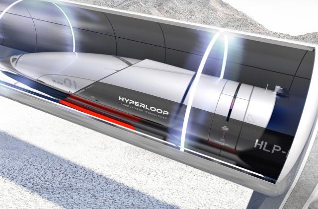 Apple's home city Cupertino wants a Hyperloop