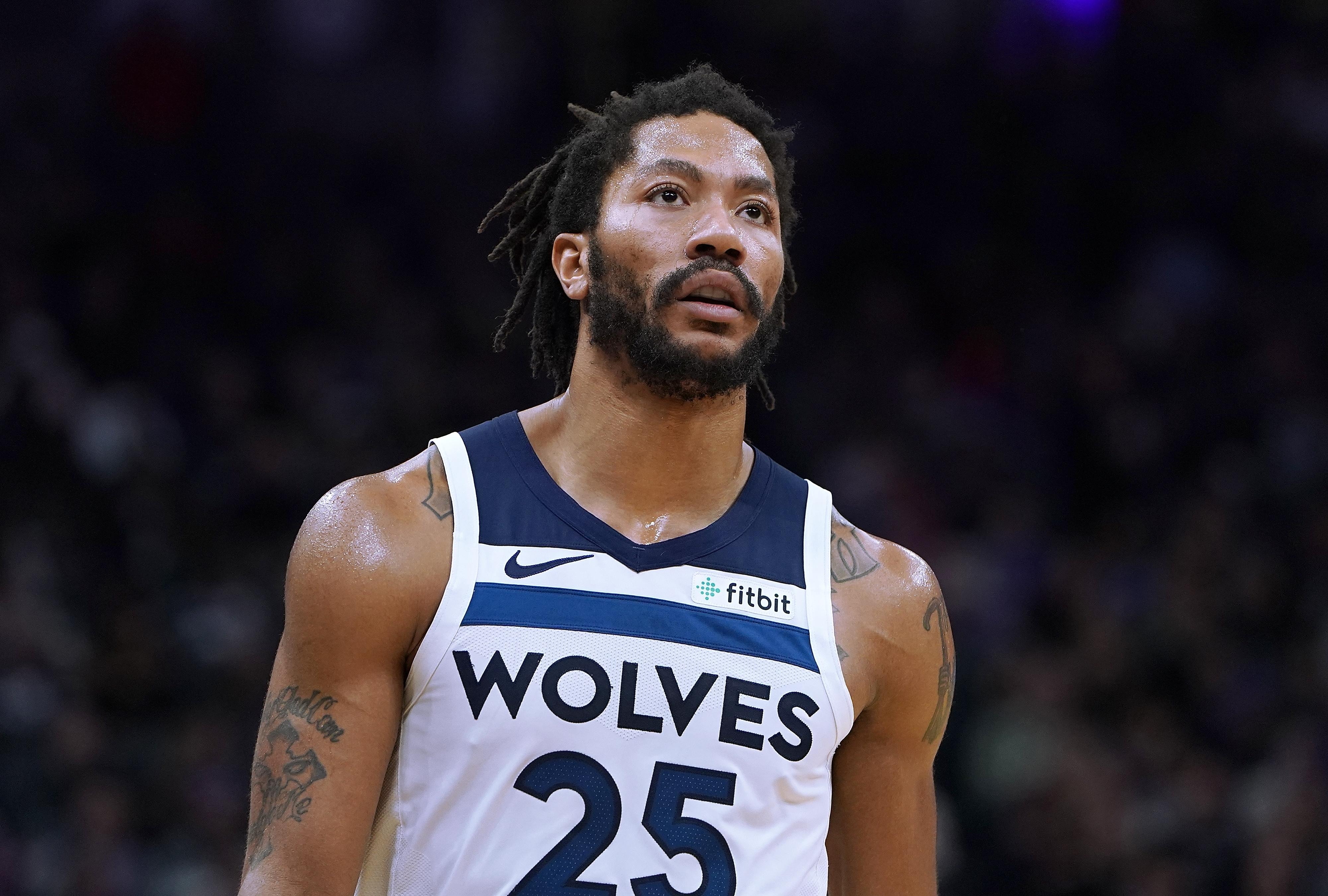 878c95de26702  Kill yourself   Derrick Rose has a message for his doubters