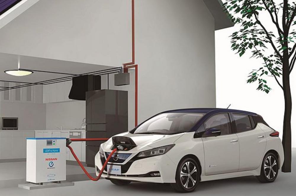 順著近年電動車話題高漲,去年底問世的全新第二代 Nissan Leaf 預料將能有效提高銷售份額。