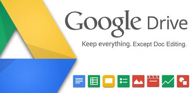 Google Drive for Android to lose document editing, prompt downloads of Docs and Sheets apps