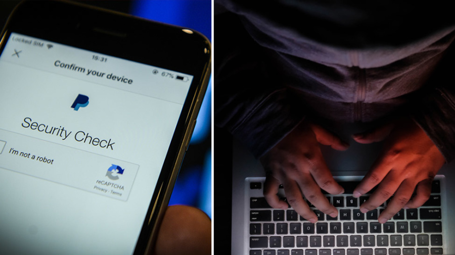 Warning over 'legitimate-looking' PayPal email scam