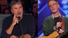 'AGT' Fans Are Furious With Simon Cowell After His Tense Exchange With a Contestant
