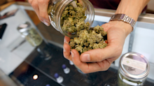 Weed stocks are tumbling as Canada becomes the 2nd country to legalize marijuana