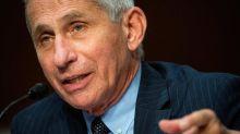 Le Dr Anthony Fauci, cible des attaques de la Maison-Blanche