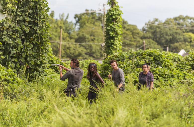 Read the full synopsis for the second half of 'The Walking Dead' season 7