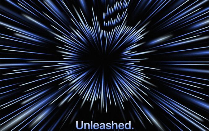 Apple 'Unleashed' event invitation