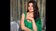 Jacqueline Fernandez Nails The Poison Ivy Look With Her Attire
