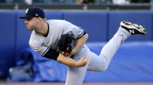 Yanks pull off wacky triple play, 1st time with 2 in a year