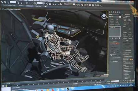 Elite: Dangerous dev diary takes you inside the cockpit (and the art department)