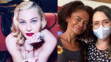 """Madonna ajuda brasileira a deixar às drogas após vídeo: """"Grata às pessoas"""""""