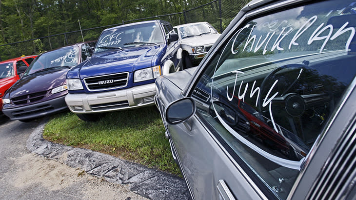 Used Car Auctions Near Me >> A Car Dealer S Scientific Guide To The 10 Worst Used Vehicles