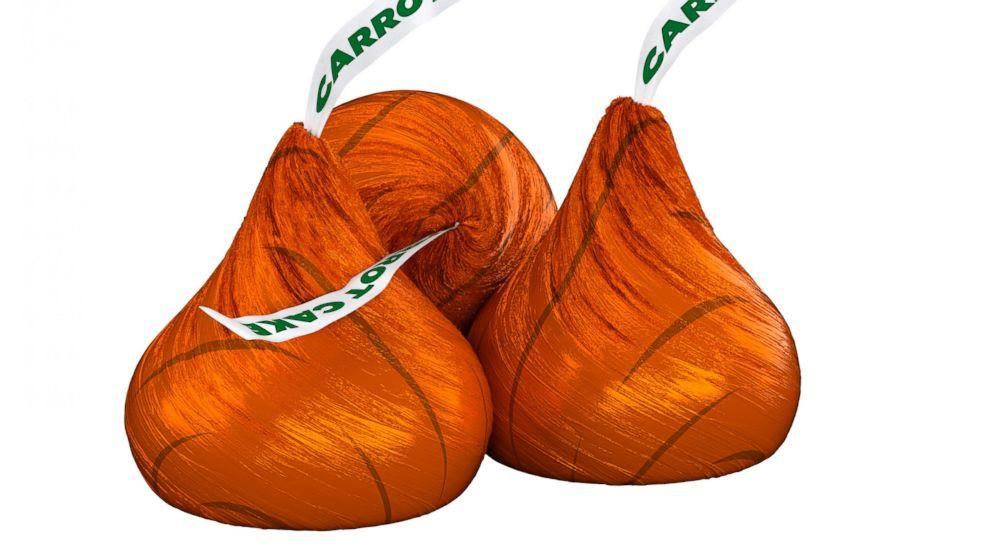 Carrot Cake Flavored Hershey Kisses