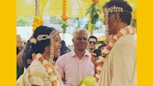 In Pics: Milind Soman Is Officially Hitched to Ankita Konwar