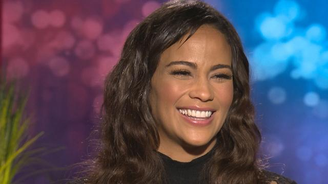 Paula Patton Dishes On 'Baggage Claim'