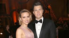 Scarlett Johansson and 'SNL's' Colin Jost Are Engaged After Two Years of Dating