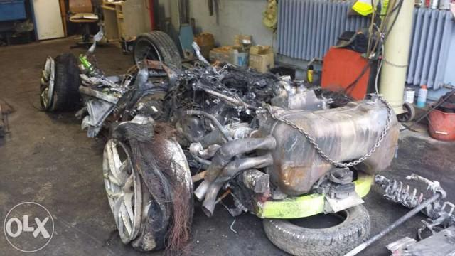 Lamborghini Huracan Wrecked At 200 Mph Posted For Sale