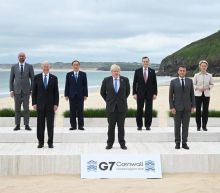 G7 summit: Spending plan to rival China adopted