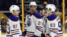 Oilers' Darnell Nurse not suffering from shortage of motivation