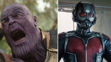 Diretores e ator de 'Vingadores' abraçam teoria bizarra: Homem-Formiga matará Thanos pelo ânus