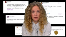 A controversial '90s feminist is trending again, after comparing #MeToo devotees to Trump radicals