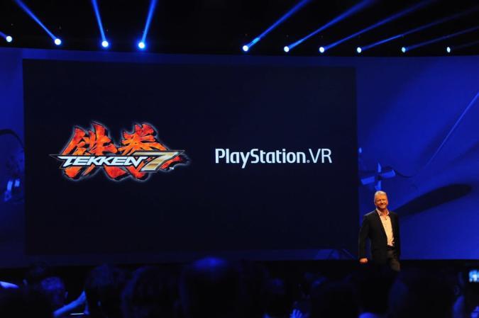 Surprise: 'Tekken 7' is heading to PlayStation VR