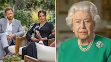 Prince Harry and Meghan Markle's popularity hits all-time low after Oprah interview