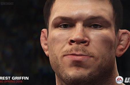 Get up close and personal with these new EA Sports UFC screens