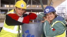 Bungling builders dig up Blue Peter time capsule meant to be opened in 2050