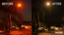 First of 55,000 Current by GE Streetlights Installed in Innovative Regional Program Spanning 11 Southern California Cities