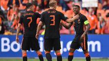 Eurocopa: Países Bajos no se detiene, aplastó a Macedonia del Norte y se quedó con el primer puesto del grupo C