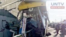 Vehicular accident injures at least 20 in Makati City