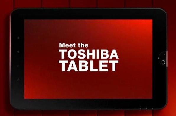 Toshiba launches Flashy tablet teaser site, still doesn't have a name for said tablet