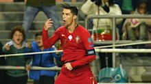 Portugal star Ronaldo in doubt for Sweden with toe infection, confirms Santos
