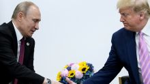 Trump, Putin discuss oil price plunge, coronavirus