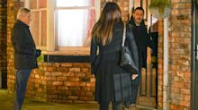 Coronation Street's Peter asks Carla for another chance next week