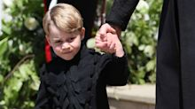 Prince George's Only Allowed to Wear Shorts